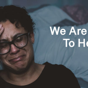 Stressed, Anxious, Angry? We are here to HELP!