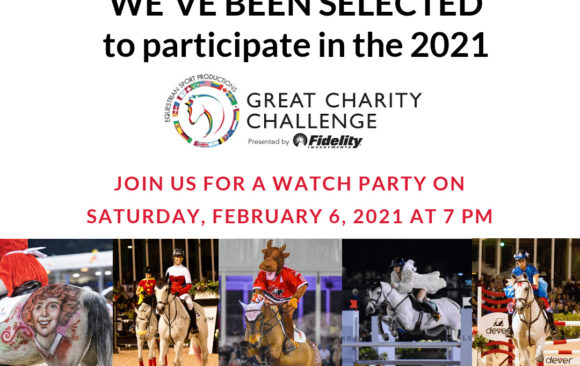 CFSPBC Selected To Join The 12th Annual Great Charity Challenge
