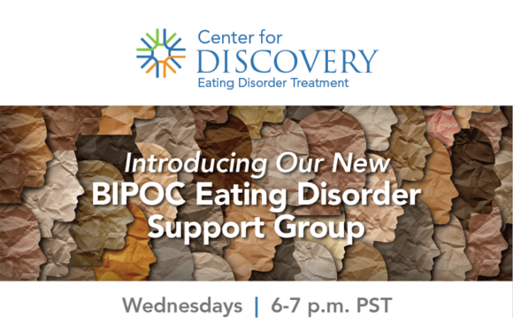 BIPOC Eating Disorder Support Group